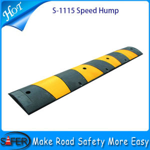 High Quality Hot Sale Rubber Speed Hump Wholesale pictures & photos