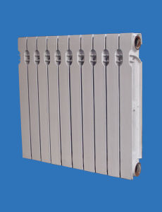 Double Window Water Heating Cast Iron Radiator pictures & photos