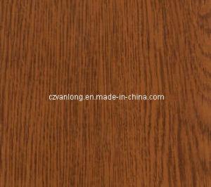 Wood Pattern Prepainted Galvanized Steel (PPGI)