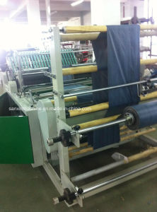 Heat Cutting Side Sealing Plastic Bag Making Machine pictures & photos