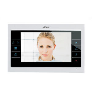 10 Inch Luxury Video Door Phone for Villa (MC-528F69-10)