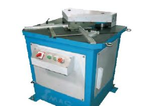 Hydraulic Notcher Machine by ISO Certificate Hnf4/200 pictures & photos