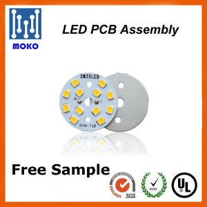85-265V Round Aluminum LED PCB for Bulb Light pictures & photos