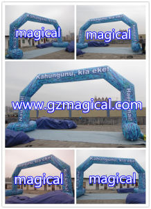 New Customzied Inflatable Arch for Advertising (MIC-960) pictures & photos
