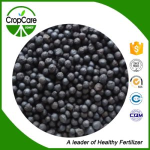 High Concentrated Black Granular Organic NPK 15-5-25 Fertilizer pictures & photos