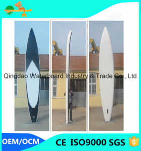 Black Color Racing Inflatable Sup Stand up Paddleboard