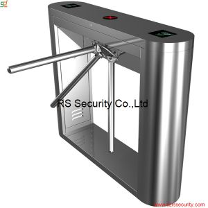 Pedestrian Road Magnetic Bi-Direction Tripod Turnstiles