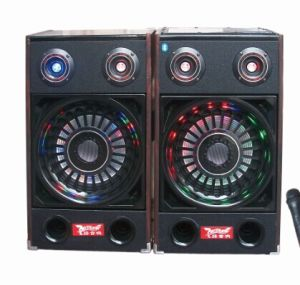 Professional Stage Bluetooth DJ Speaker F238 pictures & photos