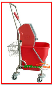 Down Press Wringer Mop Bucket (NS00017760) pictures & photos