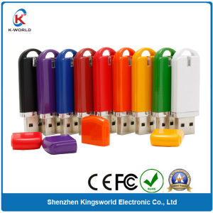 Colorful Plastic USB Disk for Promotion pictures & photos
