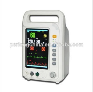 Medical Equipment Portable Vital Sigh Patient Monitor for Sale pictures & photos