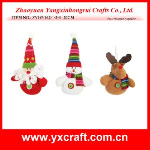 Christmas Decoration (ZY14Y162-1-2-3) Christmas Sitting Art Craft pictures & photos