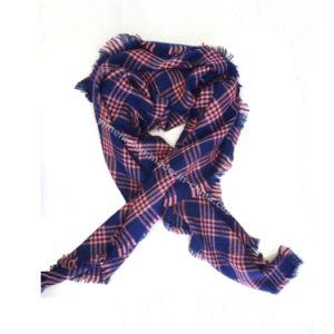 Hot-Selling New Style Sqaure Plaid Lady Pashmina Scarf 7 Colors Stock pictures & photos