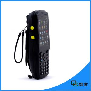 Portable Barcode Scanner SIM Card Wireless Android 3G Mobile PDA pictures & photos