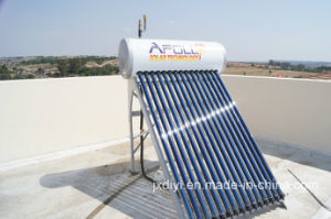 Galvanized Steel Compact High Pressure Solar Heating