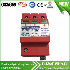 1000V DC High Voltage Surge Protection and Lightning Protection pictures & photos
