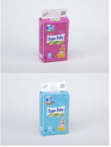 Soft Cotton Disposable Baby Diaper with Good Quality/ 20 Years Experience pictures & photos