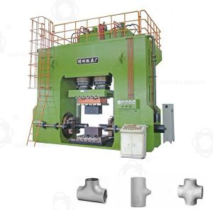 T-Tube Hydraulic Extruder (HJ041) pictures & photos