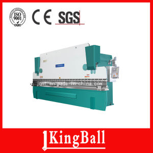 Wc67k Hydraulic CNC Aluminum Press Brake pictures & photos