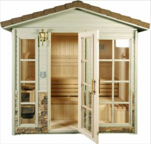 New Design Dry Outdoor Sauna Room Sauna Cabin Steam Room Ry 004b