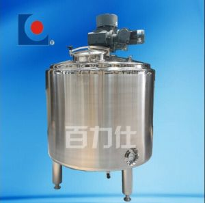 Stainless Steel Homogeneous Blending Tank pictures & photos