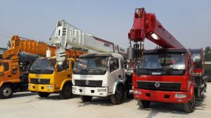 6-16 Ton Crane Truck Crane Truck Mounted Crane pictures & photos