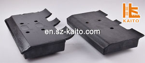 260mm 300mm Rubber Track Pad for Road Construction Machine pictures & photos