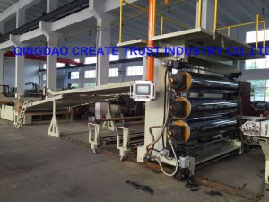 High Technical PVC Calender / Plastic Calender/Plastic Sheeting Machine (CE/ISO9001) pictures & photos