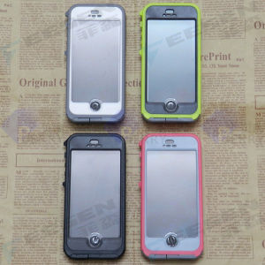 Hot Selling Waterproof Case for Apple iPhone5! with Fingerprint Identification Function!