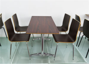 Modern Restaurant Dining Table for Sale (FOH-CXSC68) pictures & photos