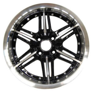 Aluminum Alloy Car Wheel, Popular in All Over The World pictures & photos