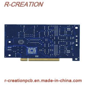 Bule Samll Mortherboard Electronic PCB