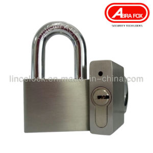 Heavy Duty Chrome Plated Brass Padlock, Steel Padlock 106 pictures & photos