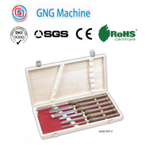 Wooden Turning Tools Sets A1002-6PC pictures & photos