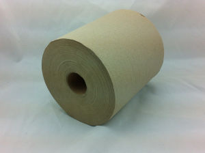 Rt-80RW 80m Recycle Brown Hand Roll Paper Towel pictures & photos