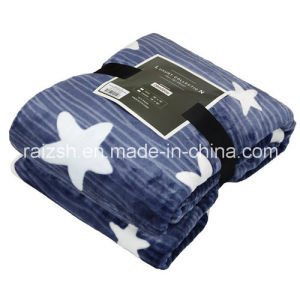 Flannel Blanket Blankets Sheets for Dormitory and Office pictures & photos