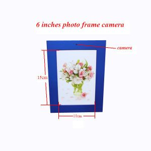 Mini Camera Frame Video Recorder DVR with Motion Detection for Home Surveillance pictures & photos