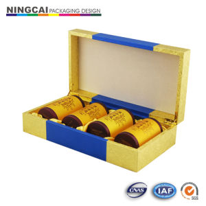 Folding Tea Gift Box for Festival (NC-078)