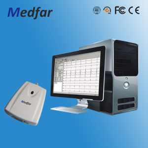 Medfar Mf-Xcm12 ECG Workstation with CE pictures & photos