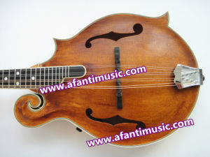 Afanti Music Electric Mandolin with EQ (AM-F90CF) pictures & photos