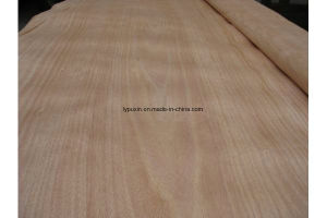 High Grade Natural Okume Wood Veneer for Furniture Plywood at Cheapest Price From Linyi pictures & photos