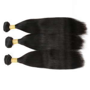 Brazilian Virgin Hair Straight, Unprocessed Mink Brazilian Straight Hair Extension pictures & photos