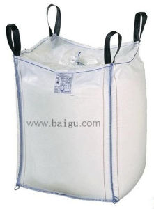 White Color Pure PP Resin Big Bag pictures & photos