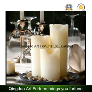 Flameless Wax Candle with Timer, Ceftificated pictures & photos