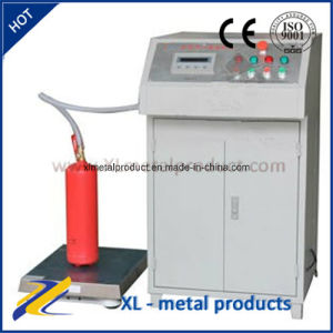 CO2 Dry Powder Fire Extinguisher Filling Equipment pictures & photos