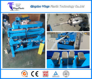 Electrical Conduit Plastic PE PVC Single Wall Corrugated Pipe Making Machine / Extrusion Line pictures & photos