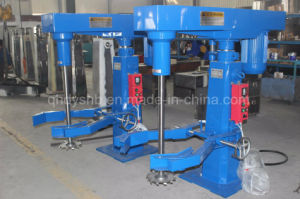 Advanced Pin Type Paint Fine Grinding Machines pictures & photos