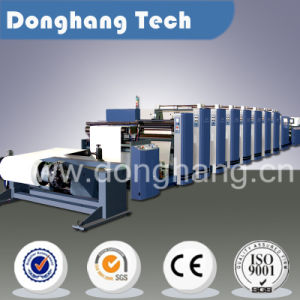 Low Price Beer Carton Flexo Printing Machine