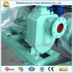 Centirfugal Open Impeller Self Priming Sewage Water Pump pictures & photos
