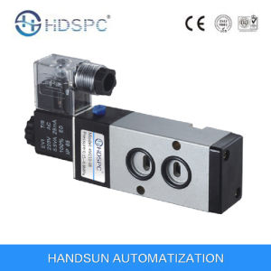 220V AC Aluminum Body 4V210-08 Pneumatic Solenoid Valves pictures & photos